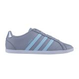 Jual Adidas Vs Coneo Qt Women S Shoes Clear Onix Clear Aqua Matte Silver Original