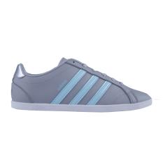 Penawaran Istimewa Adidas Vs Coneo Qt Women S Shoes Clear Onix Clear Aqua Matte Silver Terbaru