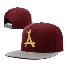 Adjustable Classic Fashion Classic THA Alumni Iron standard hip-hop hat outdoor sport baseball hats - intl