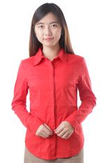 Harga Adore Kemeja Classic Merah Termahal