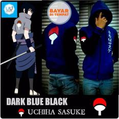 Perbandingan Harga Aduuh Jaket Naruto Kipas Naruto Anime Ninja Sasuke Clan Uchiha Best Seller Blue Black Aduuh Di Jawa Barat