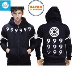 Jual Aduuh Jaket Rikudo Sennin Mode Anime Naruto Obito Best Seller Black Satu Set