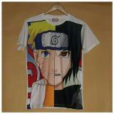 Promo Aduuh Kaos T Shirt Distro Premium Anime Naruto Full Print Best Seller Murah