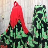 Harga Adzra Sale Promo Gamis Murah Gamis Wanita Busana Muslim Wanita Kana Dress Hitam Terbaru