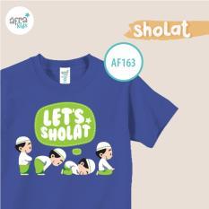Promo Afra Kids Af 163 Let S Sholat Afra Kids