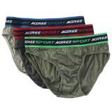 Spesifikasi Agree Celana Dalam Pria 2311 3Pcs Mutlicolor Murah Berkualitas