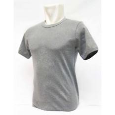 Agree - Kaos Oblong Pria - Kaos Oblong Pria - Kaos Dalam Pria - Kaos Dalam Lengan - Kaos Dalam Oblong - Abu