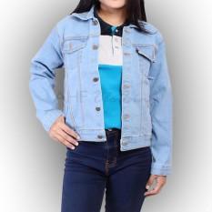 AHF Jaket Jeans Wanita - BioBlitz