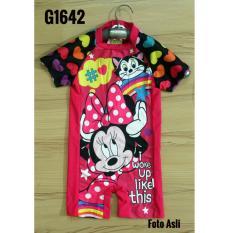 Ailubee Sw 0783D Baju Renang Minnie Mouse Diskon Akhir Tahun