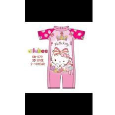 Harga Ailubee Sw 079 Baju Renang Hello Kitty New