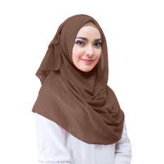 Aime Hijab Jilbab Instan Instant - [Warna milo]