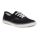 Beli Airwalk Canvas Basic Women S Shoes Black Online Terpercaya