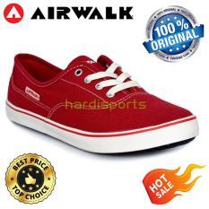 Promo Airwalk Celsea X7F0204Rd Red Murah