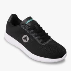 Harga Airwalk Hilia Women S Sneakers Shoes Hitam