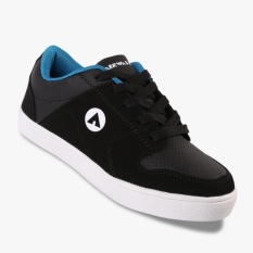 Harga Hemat Airwalk Jasper Boys Sneakers Shoes Hitam