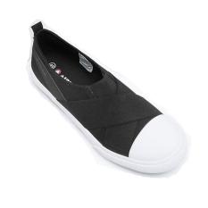 Airwalk Jemy Sepatu Sneakers Wanita - Black