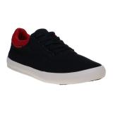 Jual Airwalk Jett Sepatu Sneakers Hitam Merah Online