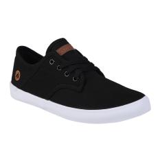 Spesifikasi Airwalk Jisaac Sepatu Sneakers Pria Black Beserta Harganya