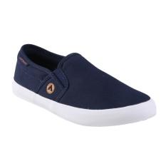 Jual Airwalk Juan Sepatu Sneakers Pria Navy Branded Original