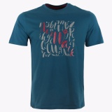 Toko Airwalk Ned Men S Casual Tee Biru Lengkap Indonesia