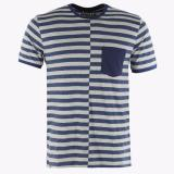 Harga Airwalk Nolan Men S Casual Tee Navy Origin