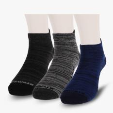 Harga Airwalk Nylan Ankle Unisex Socks Multicolor Airwalk Ori