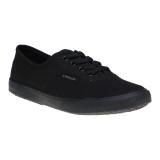 Jual Airwalk Ws Canvas Basic Women S Shoes Mono Black Ori