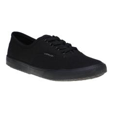 Airwalk Ws Canvas Basic Women S Shoes Mono Black Asli
