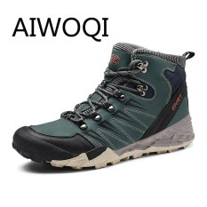 Toko Aiwoqi Men Women Lover Low Waterproof Non Slip Hiking Shoe Outdoor Climbing Hiking Shoes For Men Women Intl Murah Di Tiongkok