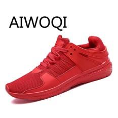 Spesifikasi Aiwoqi Men Women Sneakers Shoes Best Running Shoes For Men Women Sneakers News Sneaker Myth Breathable Boots For Running Intl Terbaru