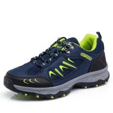 Harga Aiwoqi Pria Rendah Tahan Air Non Slip Sepatu Hiking Outdoor Climbing Shoes Intl Online