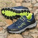 Spesifikasi Aiwoqi Pria Rendah Tahan Air Non Slip Sepatu Hiking Outdoor Climbing Shoes Intl Murah Berkualitas