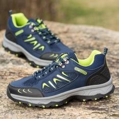 AIWOQI Pria Rendah Tahan Terhadap Udara Non-slip Her Hiking Outdoor Climbing Sepatu
