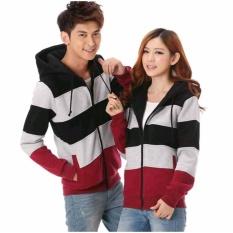 Beli Ak 308 Couple Winter Black Pakai Rib Bhn Babyterry Akiko Fashion Pake Kartu Kredit