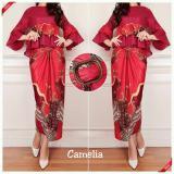 Review Ak Camelia Red 2In1 Blouse Rok Akiko Fashion Akiko Di Dki Jakarta