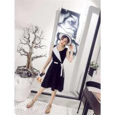 Jual Ak Dress Hanna Black Akiko Fashion Akiko