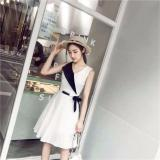 Beli Ak Dress Hanna White Akiko Fashion Akiko