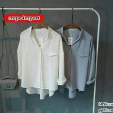 Ak-Gio Shirt Bhn Crepe Ld98 Pj70