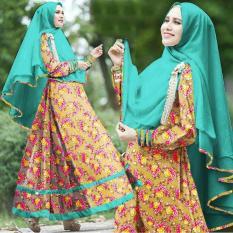 Harga Ak Rihana Tosca Bergo Akiko Fashion Fullset Murah