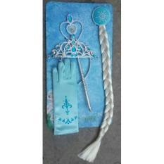Aksesoris Frozen Elsa 4 Set