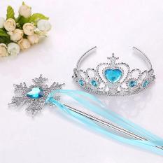 Spesifikasi Aksesoris Princess Mahkota Tiara Tongkat Anak Frozen Dkk Dan Harga