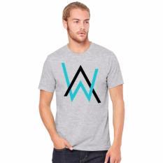 Toko Alan Walker T Shirt Abu Abu Murah Dki Jakarta