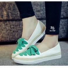 Uwais shoes - Sepatu Wanita ON29 Pita Sulam