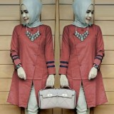 Alasxyashop Baju Atasan Wanita Long Vest Olly Baju Wanita Tumblr Tee Baju Sabrina Blouse Sabrina Atasan Wanita Kemeja Formal Atasan Muslim Kemeja Wanita Baju Atasan Wanita T Shirt Indonesia Diskon