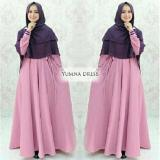 Spek Alb Shop Gamis Syari Yumna Dusty Maxi Hijab Dki Jakarta