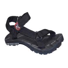 Beli Aldhino Collection Sepatu Sandal Gunung Stc Hitam Online Murah
