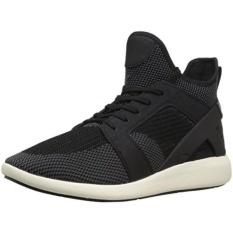 ALDO Mens Derik Fashion Sneaker, Kulit Hitam, 7.5 D KAMI-Internasional