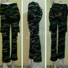 Harga Aleizha Celana Senam Army Look Satu Set