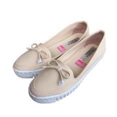 Toko Alena Sepatu Kets Cream Lengkap Jawa Barat