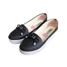 Ulasan Mengenai Alena Sepatu Kets Hitam